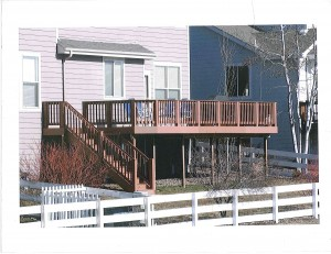 home deck builder