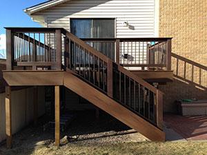 National Home Improvement Built Deck