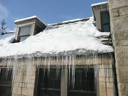 Ice Dam Solutions for Your Roof
