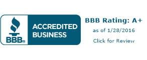 NHI on Better Business Bureau