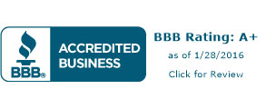 NHI on Better Business Bureau