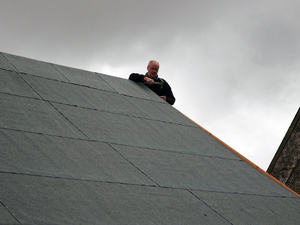 How Can You Inspect Your Roof on Your Own?